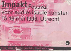 Impakt Festival Brochure